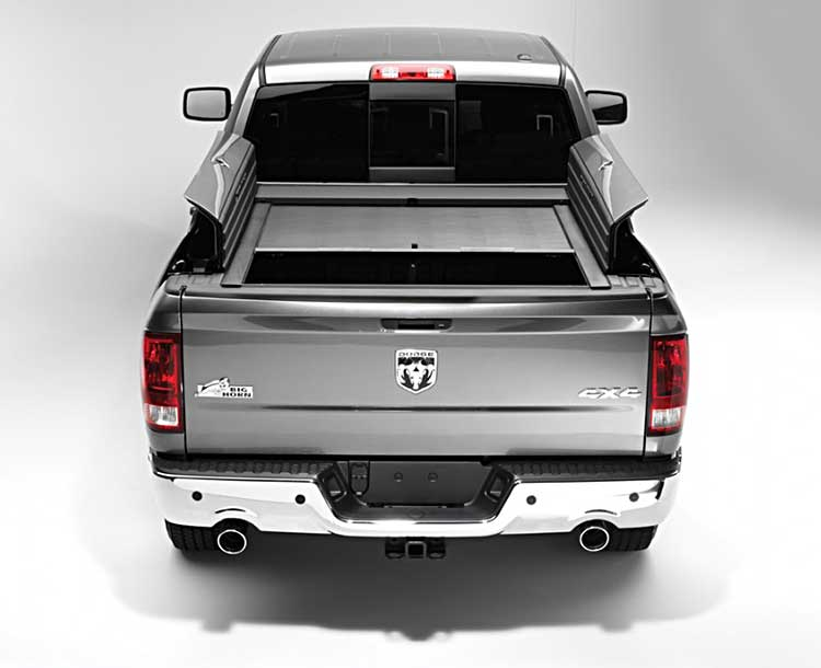 Hard Tonneau Roll-N-Lock