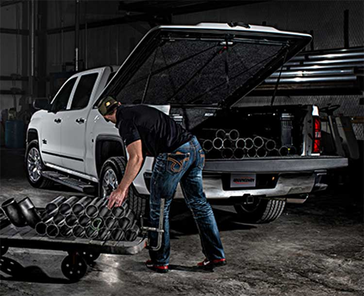 Elite Durable Hard Tonneau