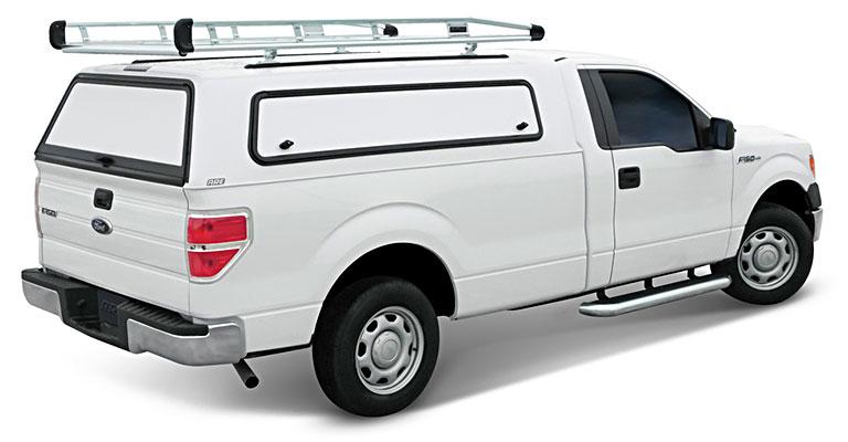 Toolmaster Series Commercial Truck Cap