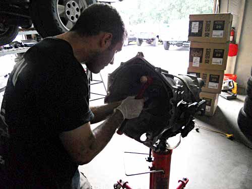 Auto Repair and Maintenance Services